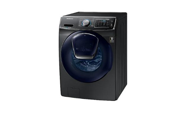 Samsung Eco Bubble AddWash 15kg, uma das integrantes da nossa lista de melhores máquinas de lavar de 2020. (Imagem:Divulgação/Samsung)