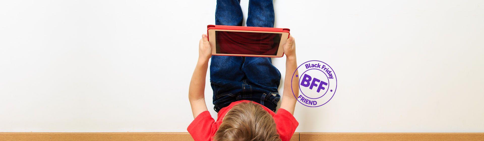 Melhor tablet infantil na Black Friday 2020