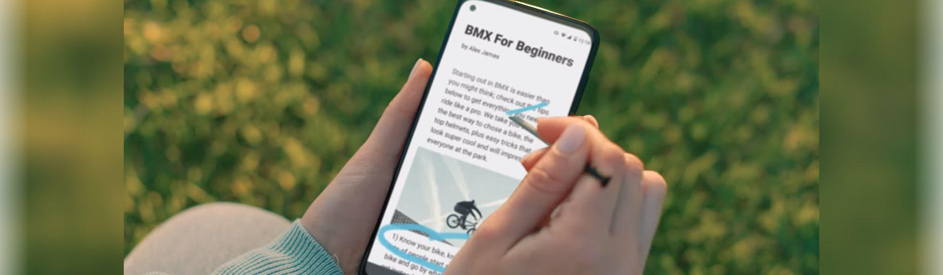 Vazamentos indicam o lançamento de um novo Moto G Stylus em 2021