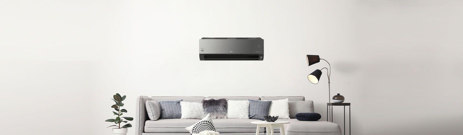 O que é ar-condicionado Inverter?