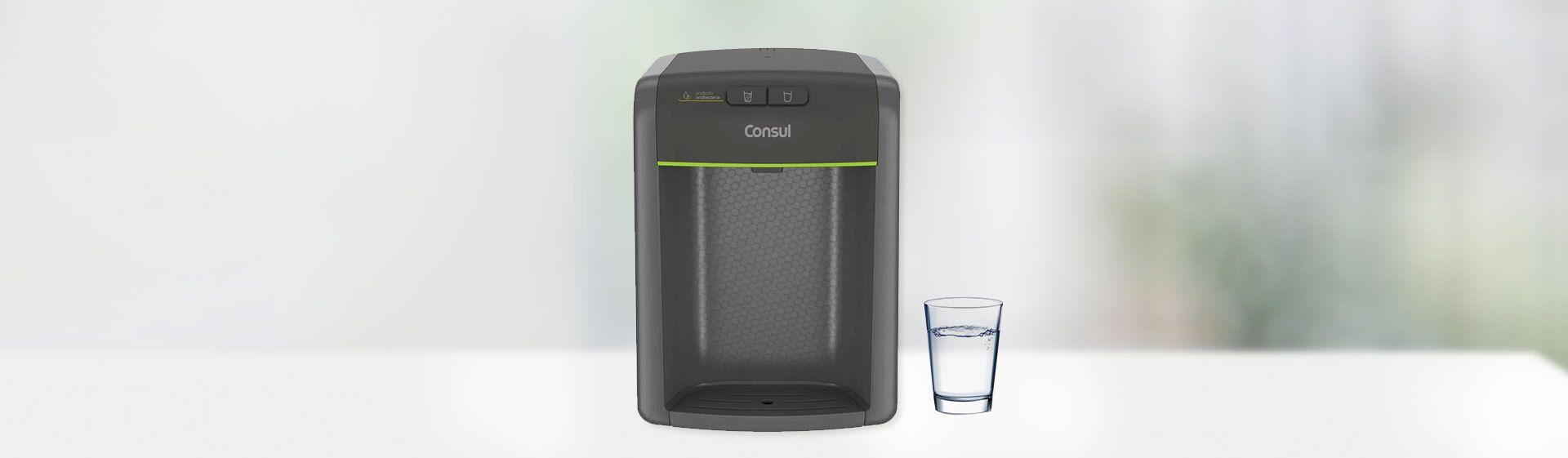 Como escolher purificador de água?