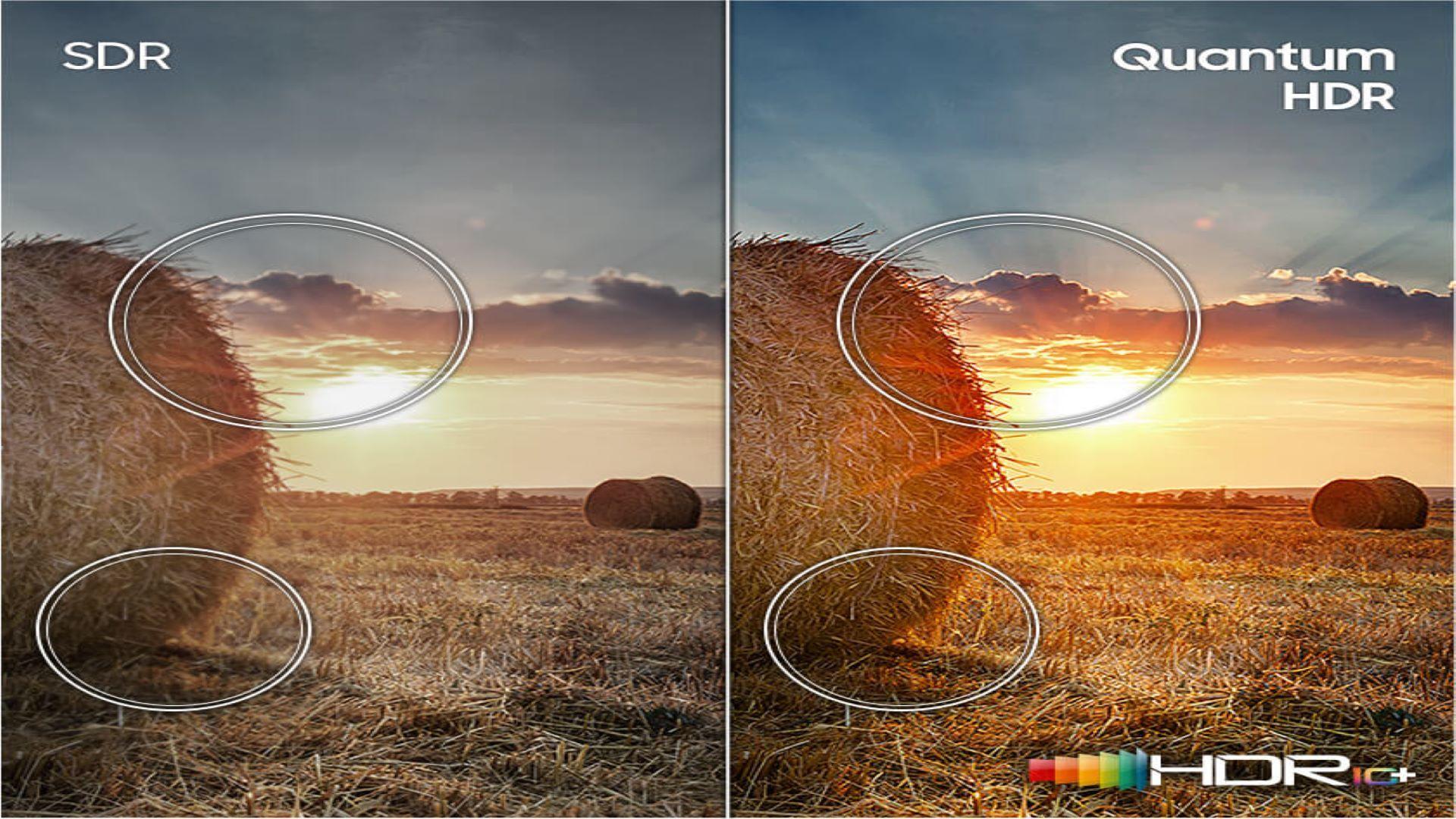 HDR equilibra os níveis de brilho e contraste da paisagem (Foto: Divulgação/ Samsung)