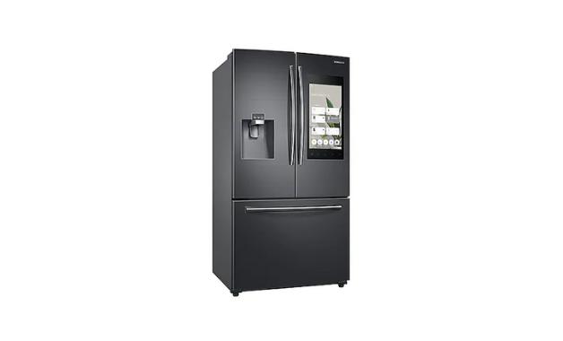 Samsung Family Hub, geladeira smart para uma casa inteligente. (Imagem:Divulgação/Samsung)
