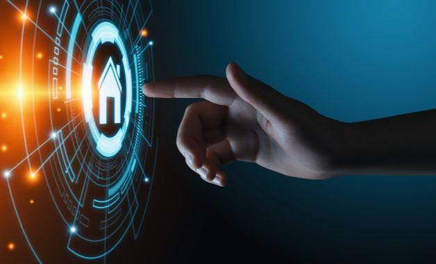 Uma casa inteligente é um ambiente integrado através da internet que torna seu dia a dia mais fácil. (Imagem:Reprodução/Shutterstock)