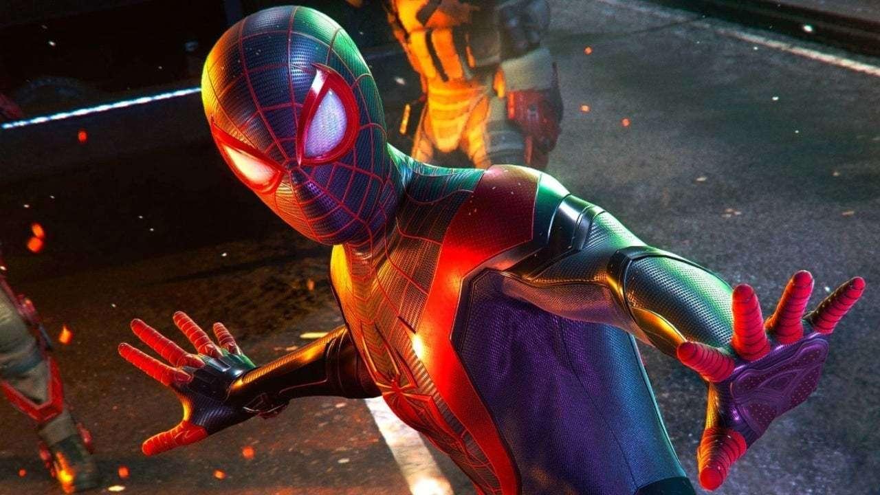 Spider Man: Miles Morales [é um dos jogos mais esperados de novembro. (Foto: Divulgação/Insomniac)