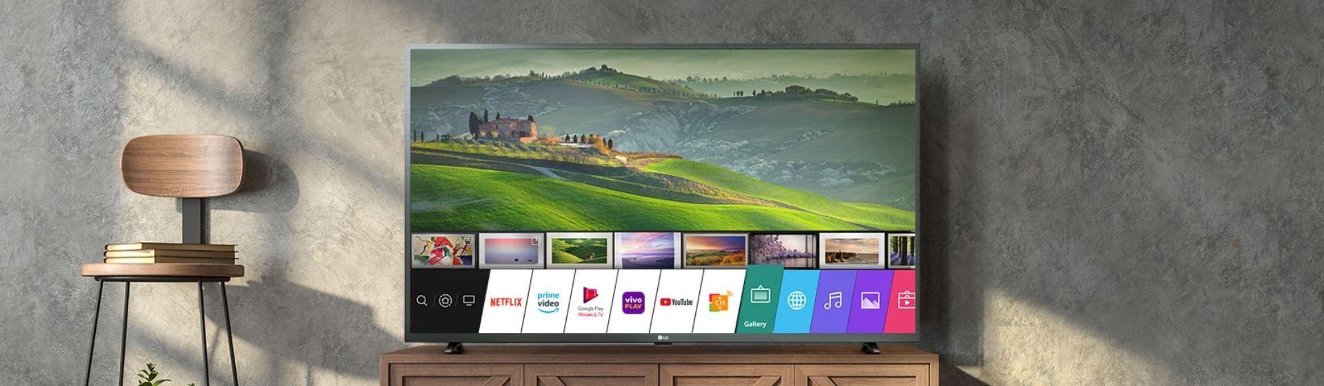 LG LM6300: vale a pena comprar essa smart TV Full HD em 2020?