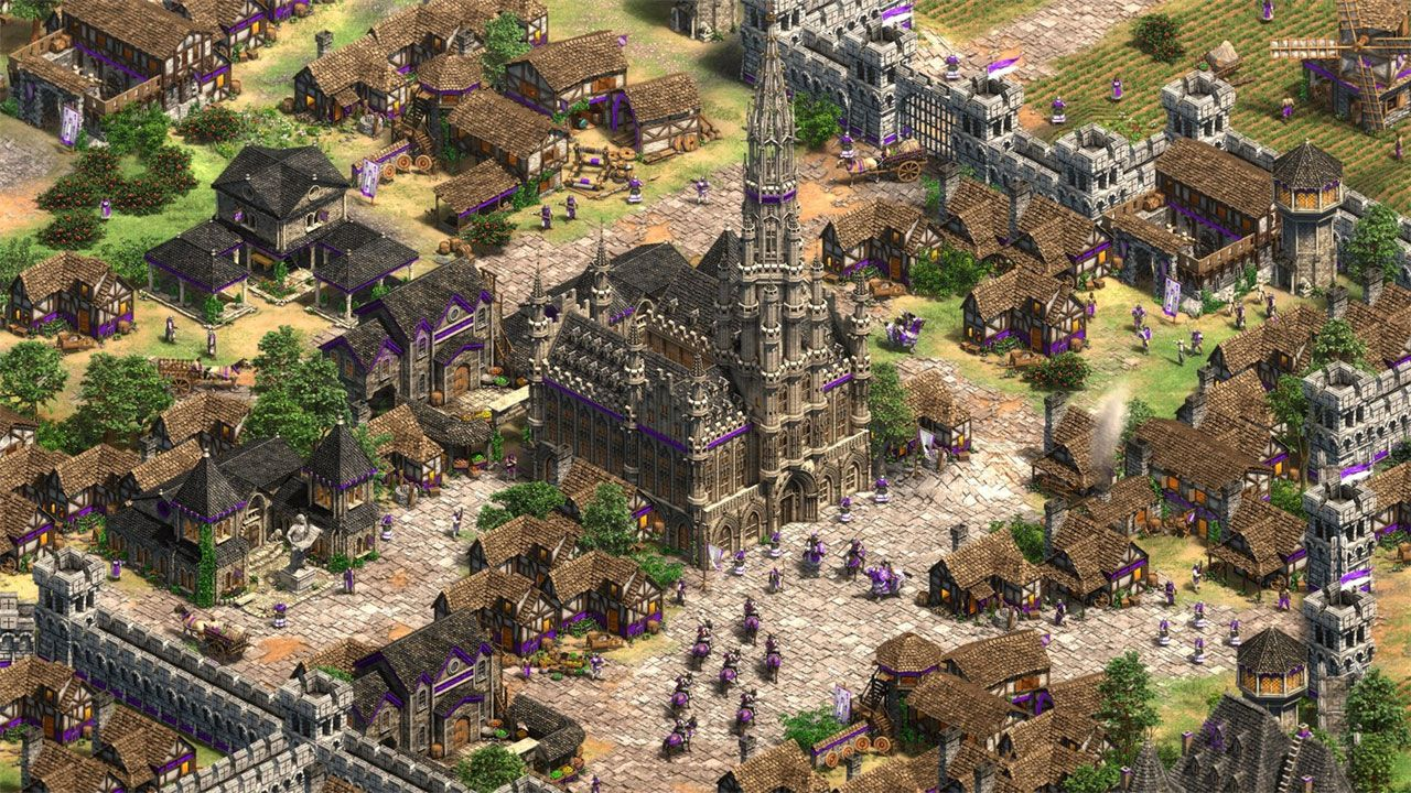 Age Of Empires 2 Definitive Edition 4k Dlc