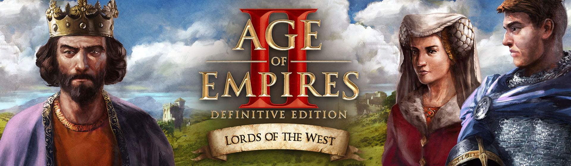Age of Empires II: Definitive Edition ganha expansão em janeiro