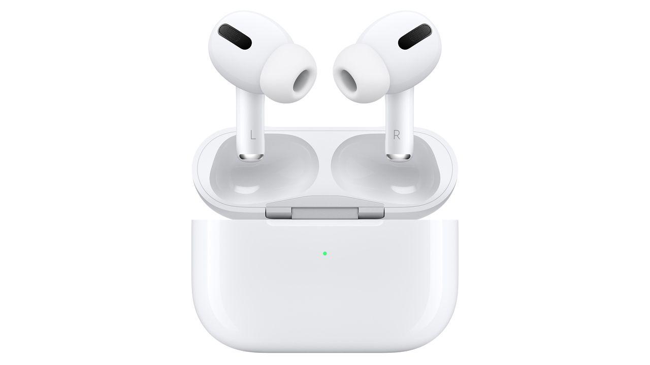 Os AirPods Lite devem ter o mesmo design do AirPods Pro. (Foto: Divulgação/Apple)
