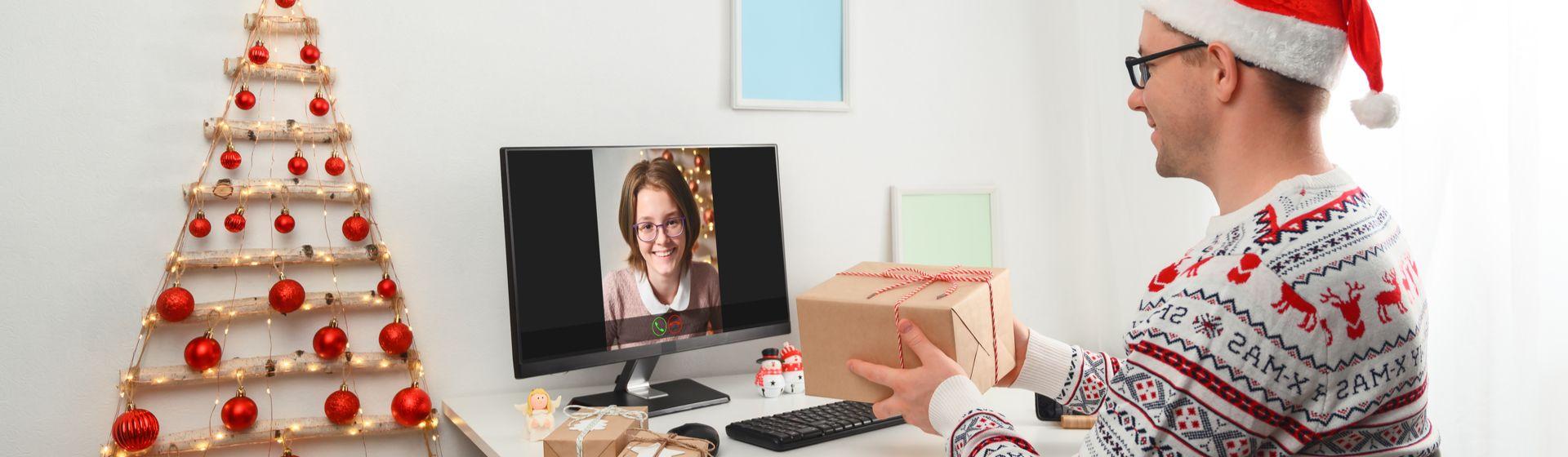 Como sortear amigo secreto online pelo computador