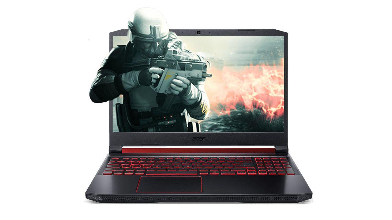 """A linha Aspire Nitro 5 oferece ótimos notebooks gamer com preço """"acessível"""" (Foto: Divulgação/Acer)"""