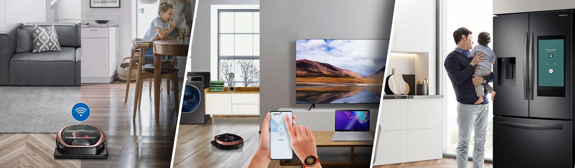 Casa Inteligente Samsung: veja como comandar por voz vários aparelhos da marca