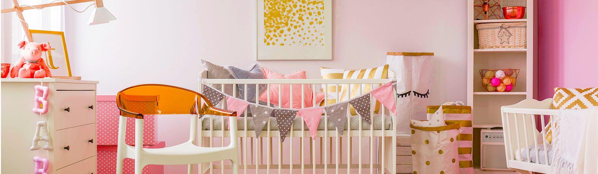 Quarto de bebê completo: da babá eletrônica à decoração