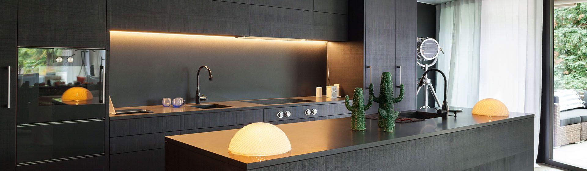 Cozinha preta: como montar uma?