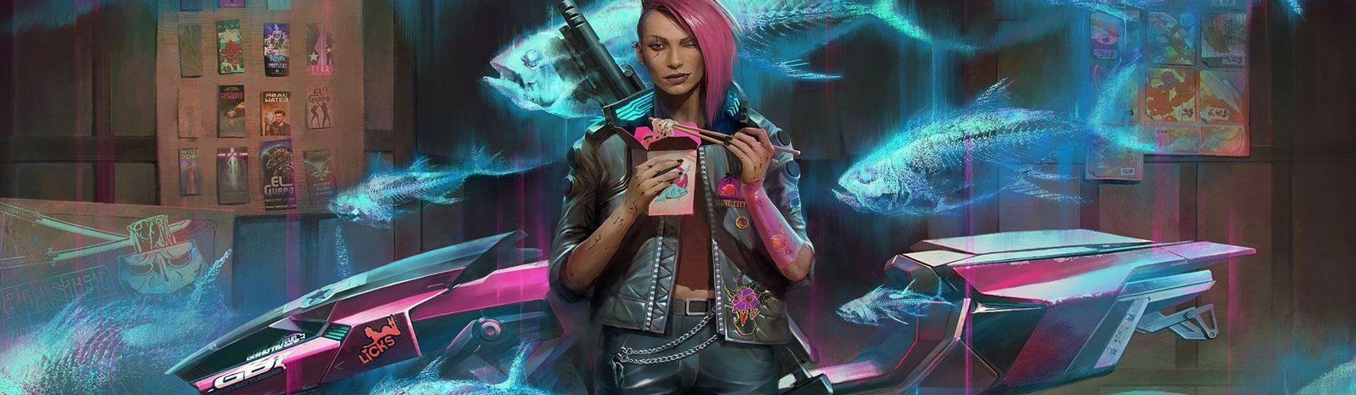 Cyberpunk 2077 é recriado como jogo de PS1 e viraliza