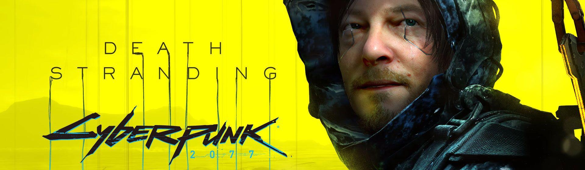 Cyberpunk 2077 entra em Death Stranding em conteúdo gratuito