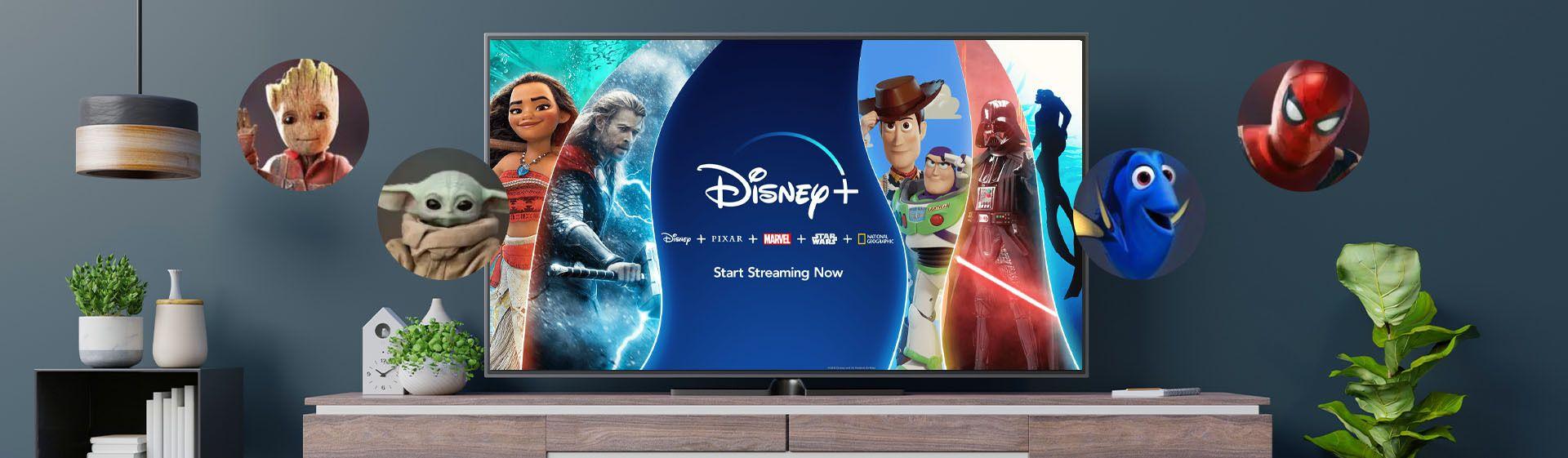 Disney +: confira quais TVs são compatíveis e como baixar o app