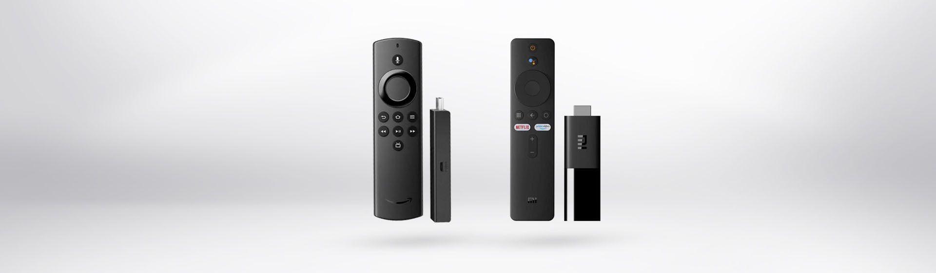 Mi TV Stick vs Fire TV Stick Lite: quem ganha como melhor TV box compacta?