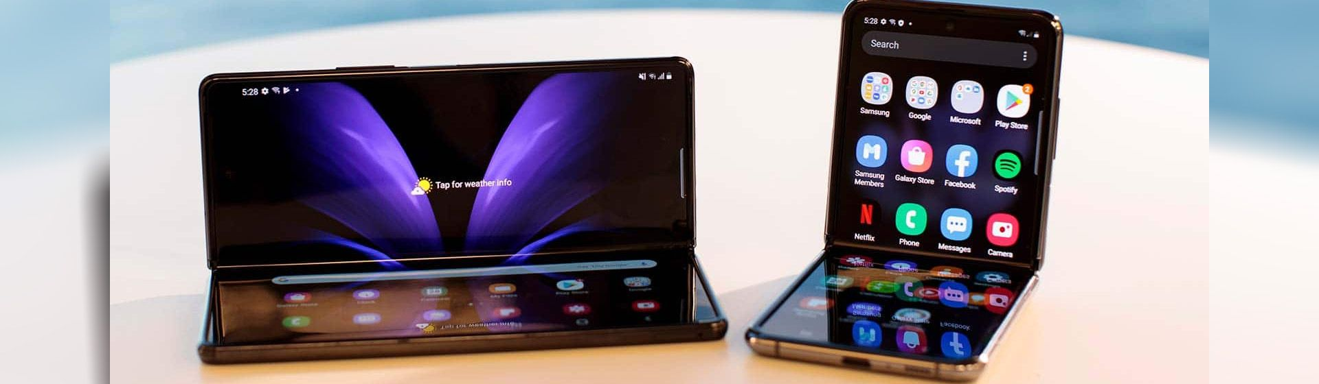 Samsung deve lançar 4 celulares dobráveis em 2021, indicam rumores