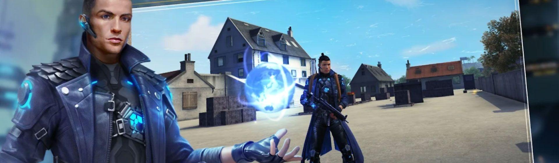 Free Fire recebe Chrono, novo personagem no jogo para celulares