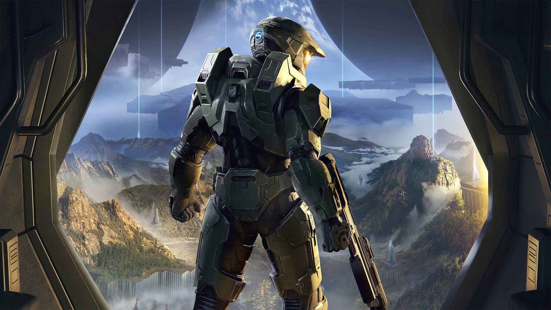 Halo Infinte seria lançado junto ao Series X, mas foi adiado para 2021. (Foto: Divulgação/Microsoft)