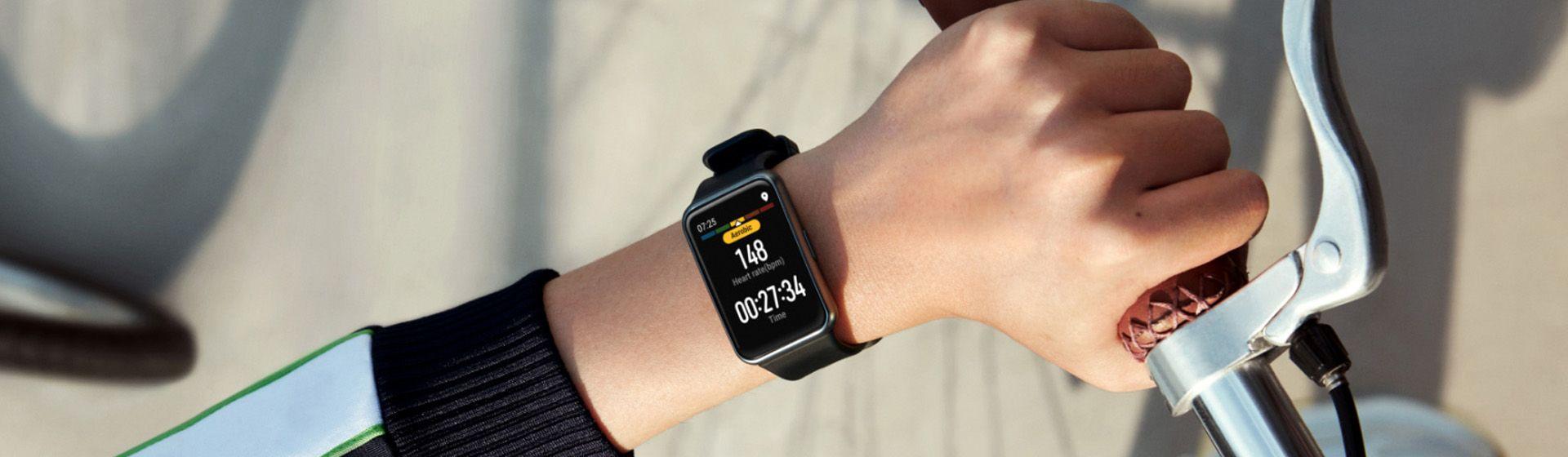 Huawei lança o relógio Watch Fit no Brasil; veja seu preço e características