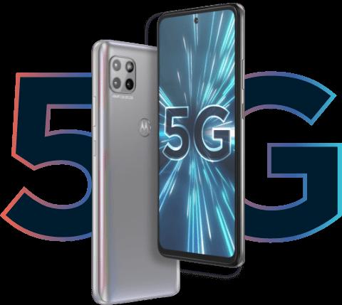 Moto G 5G (Foto: Divulgação/Motorola)