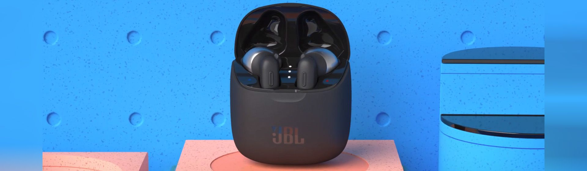 JBL lança o fone bluetooth JBL Tune 225TWS, com até 25 de autonomia