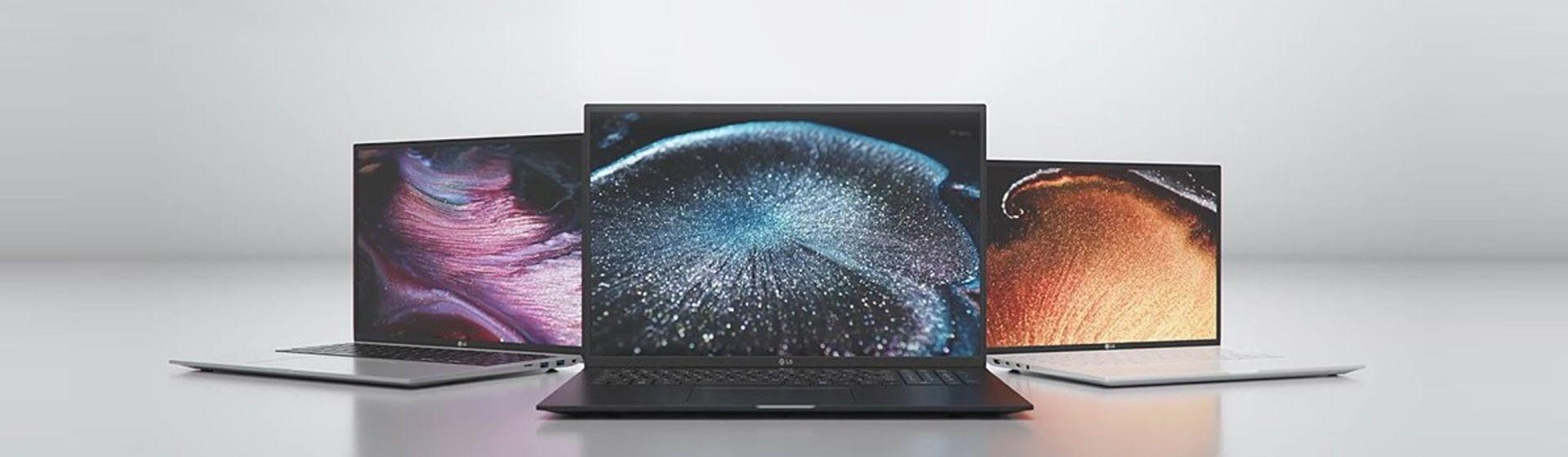 LG Gram 16 é revelado como notebook de 16 polegadas mais leve do mundo