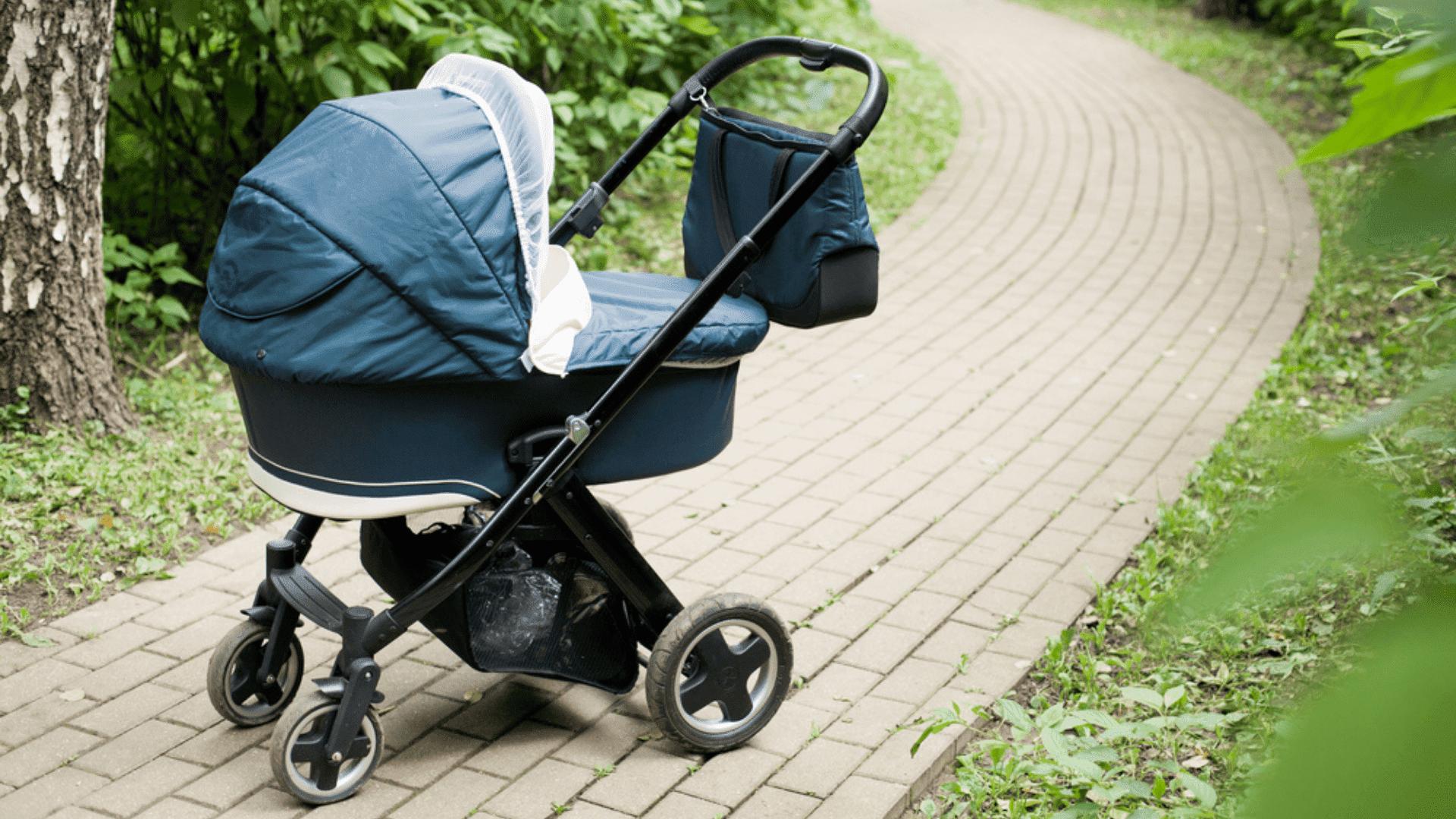 Veja a nossa seleção dos melhores carrinhos de bebê Burigotto de 2021! (Imagem: Reprodução/Shutterstock)