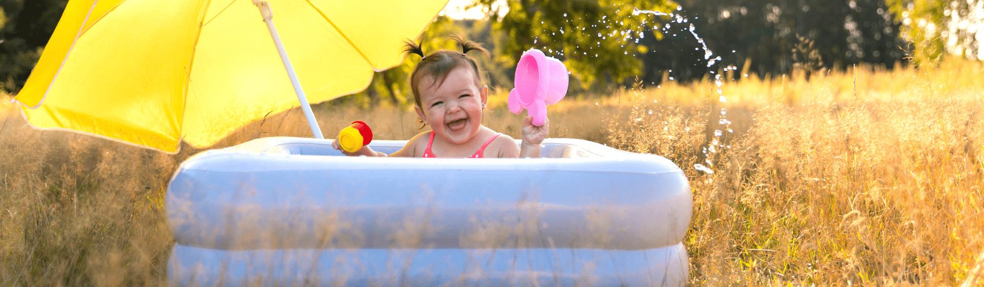 Melhores piscinas infantis de 2021: 7 modelos para comprar