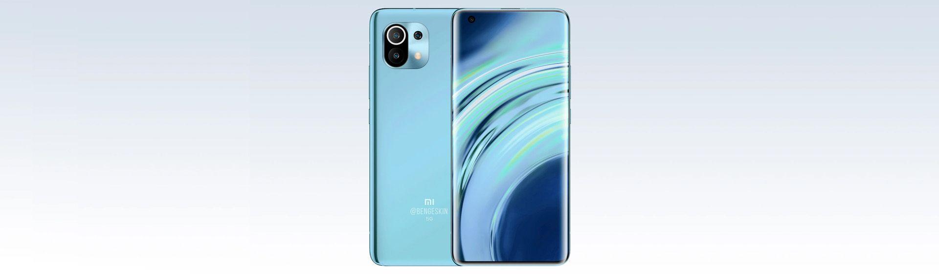 Data de lançamento e fotos reais do Xiaomi Mi 11 vazam em rumores
