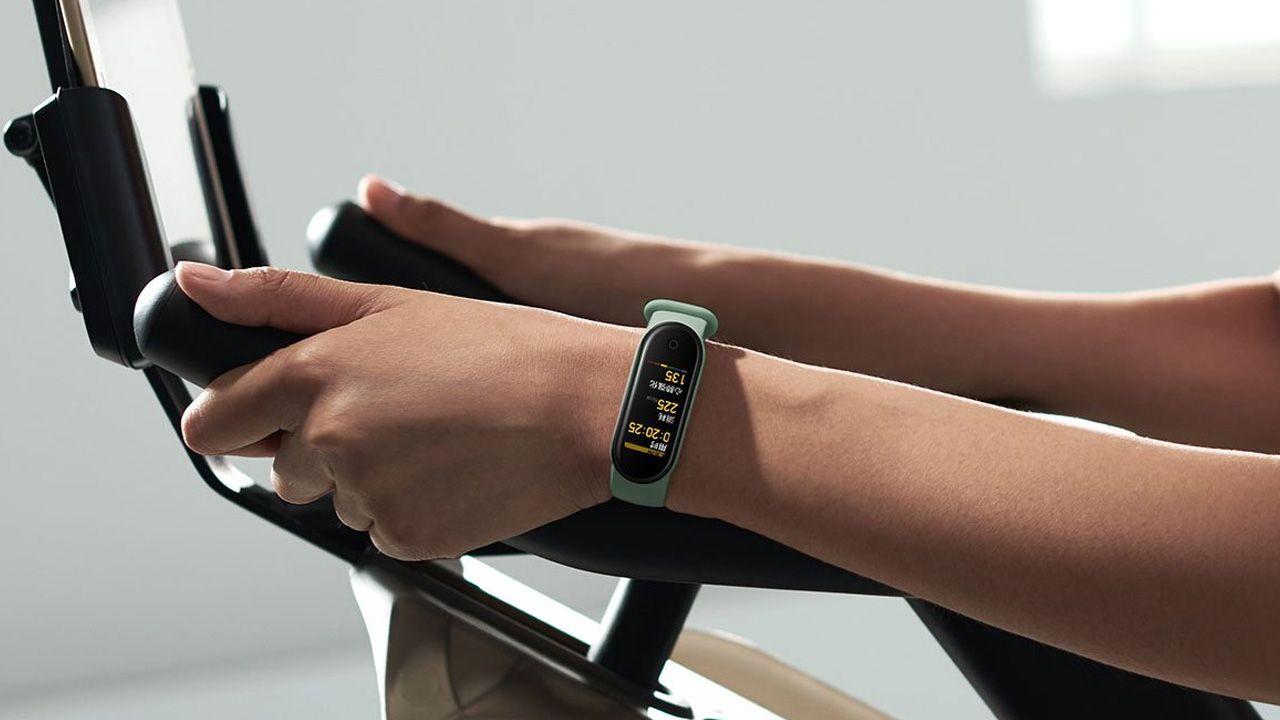 A pulseira tem suporte para 11 modalidades de esportes diferentes (Foto: Divulgação/Xiaomi)