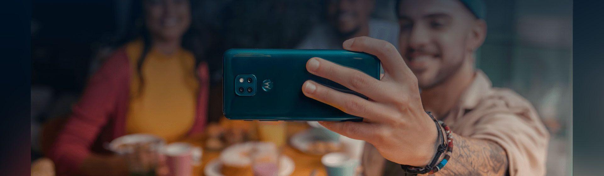 Moto G9 Play; ficha técnica e preço do intermediário da Motorola