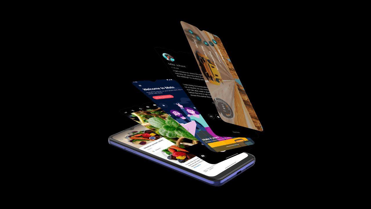 O Moto G9 Play tem bom desempenho no uso do dia a dia. (Foto: Divulgação/Motorola)