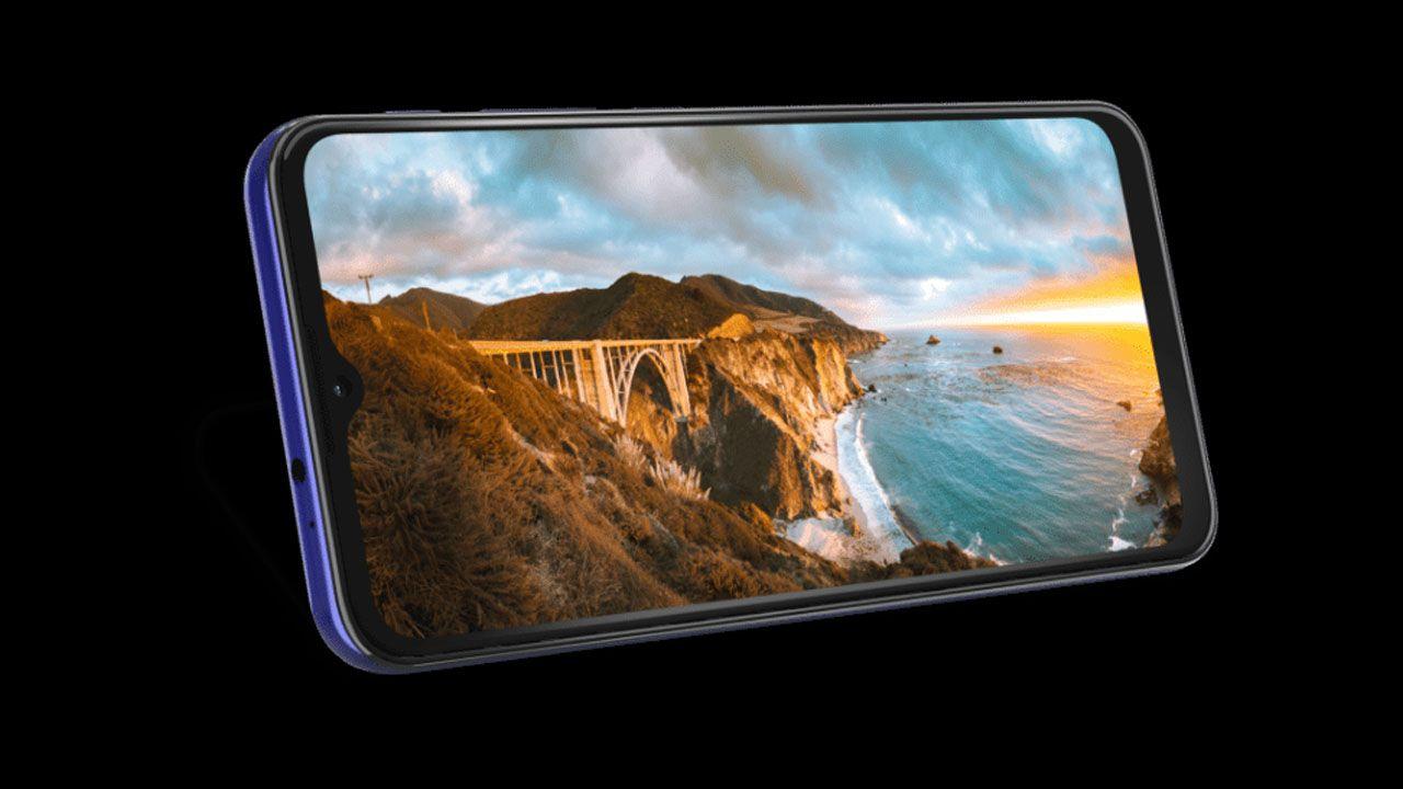 Tela do Moto G9 Play (Foto: Divulgação/Motorola)