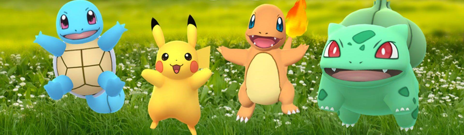 Pokémon GO recebe monstrinhos de Kalos, sexta geração da franquia