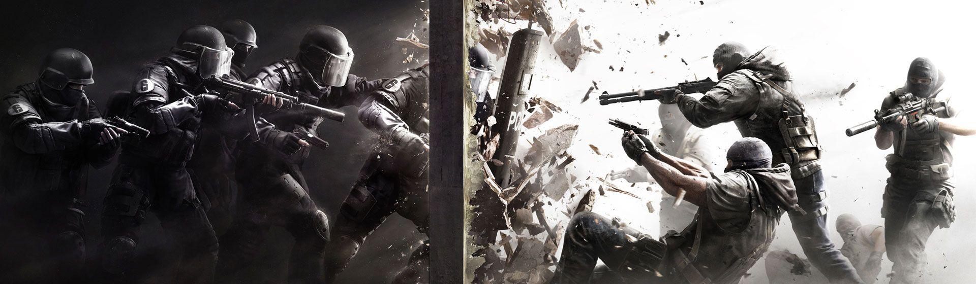 Rainbow Six Siege chega ao PS5 e Xbox Series X/S com upgrade grátis
