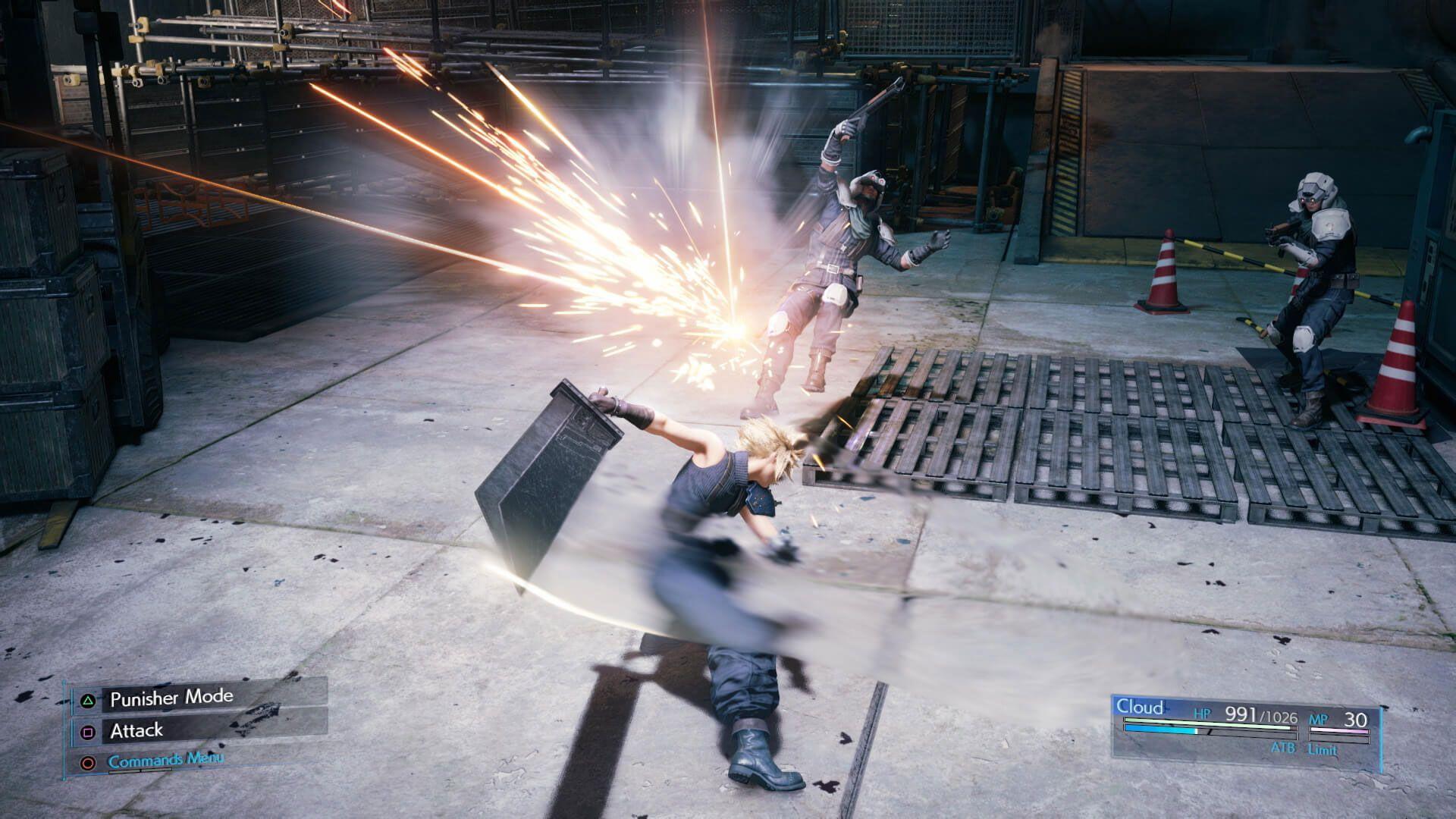 Final Fantasy VII Remak reimagina as primeiras horas do clássico RPG do PlayStation One (Divulgação: Square Enix)