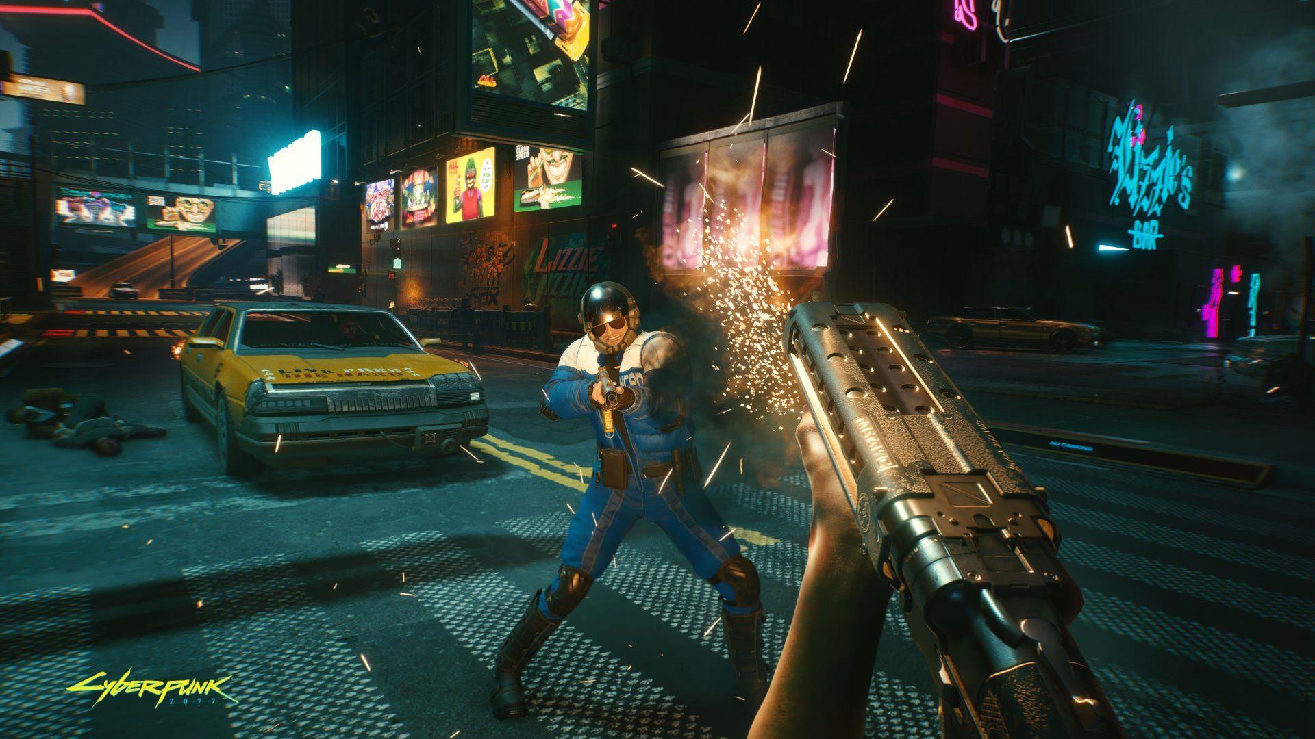 Cyberpunk 2077 é um dos jogos mais esperados do ano e promete fechar a geração com chave de ouro (Divulgação: CD Projekt Red)