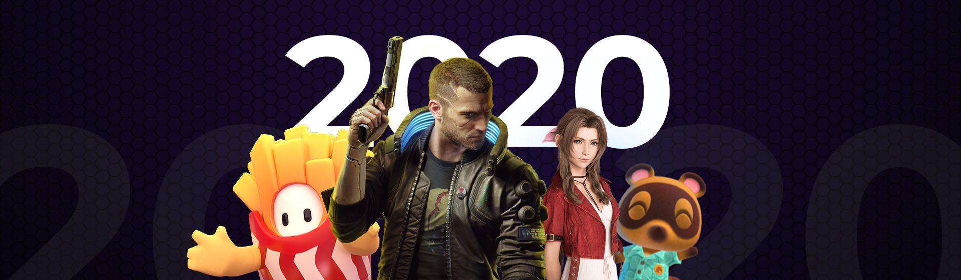 Retrospectiva 2020: relembre os melhores jogos e consoles do ano