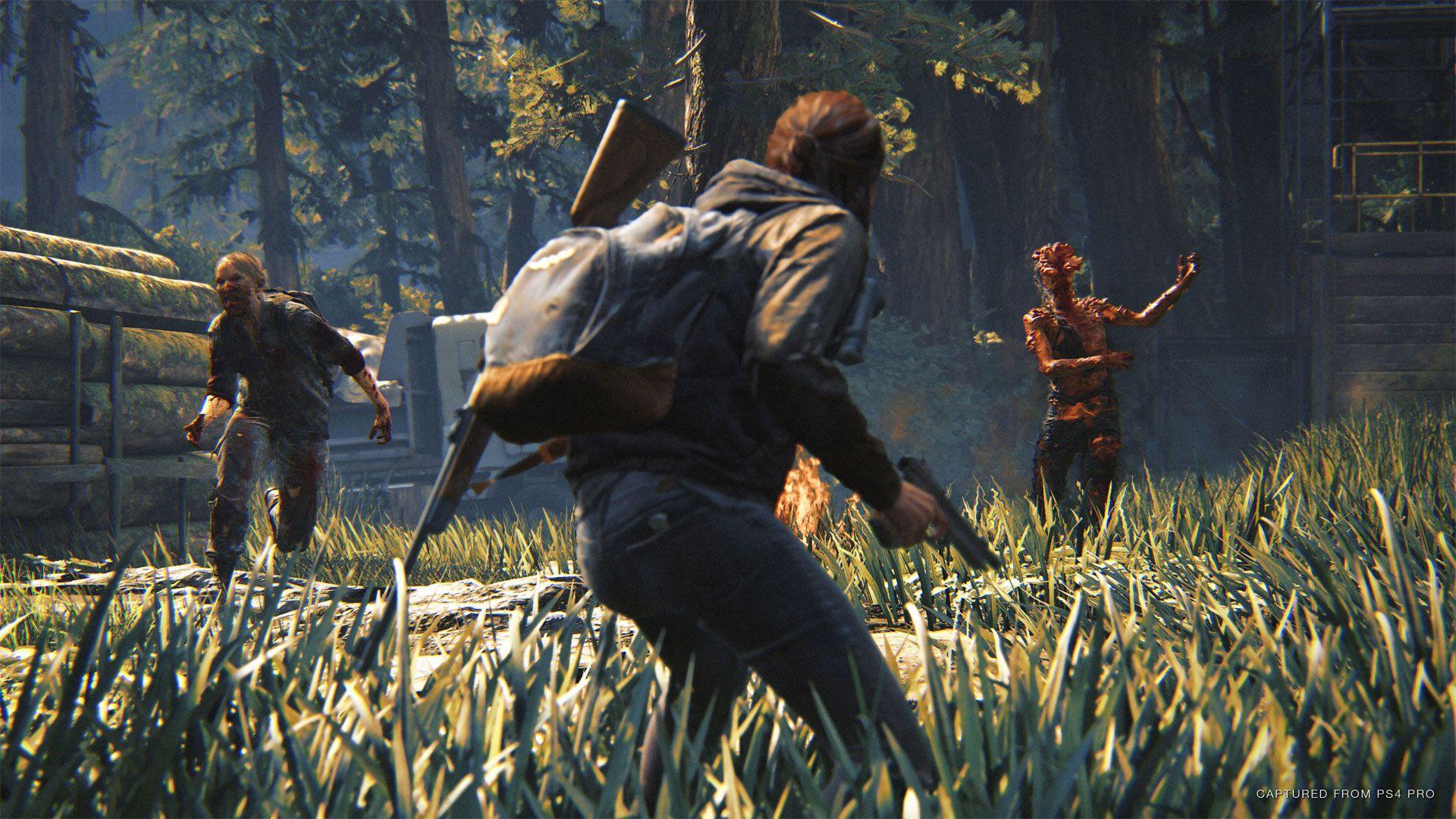 The Last of Us Parte 2 continua a história de Ellie alguns anos após o original, em um mundo mais violento (Reprodução: Naughty Dog)