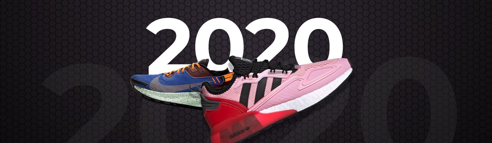 Retrospectiva 2020: relembre os melhores tênis de corrida lançados no ano