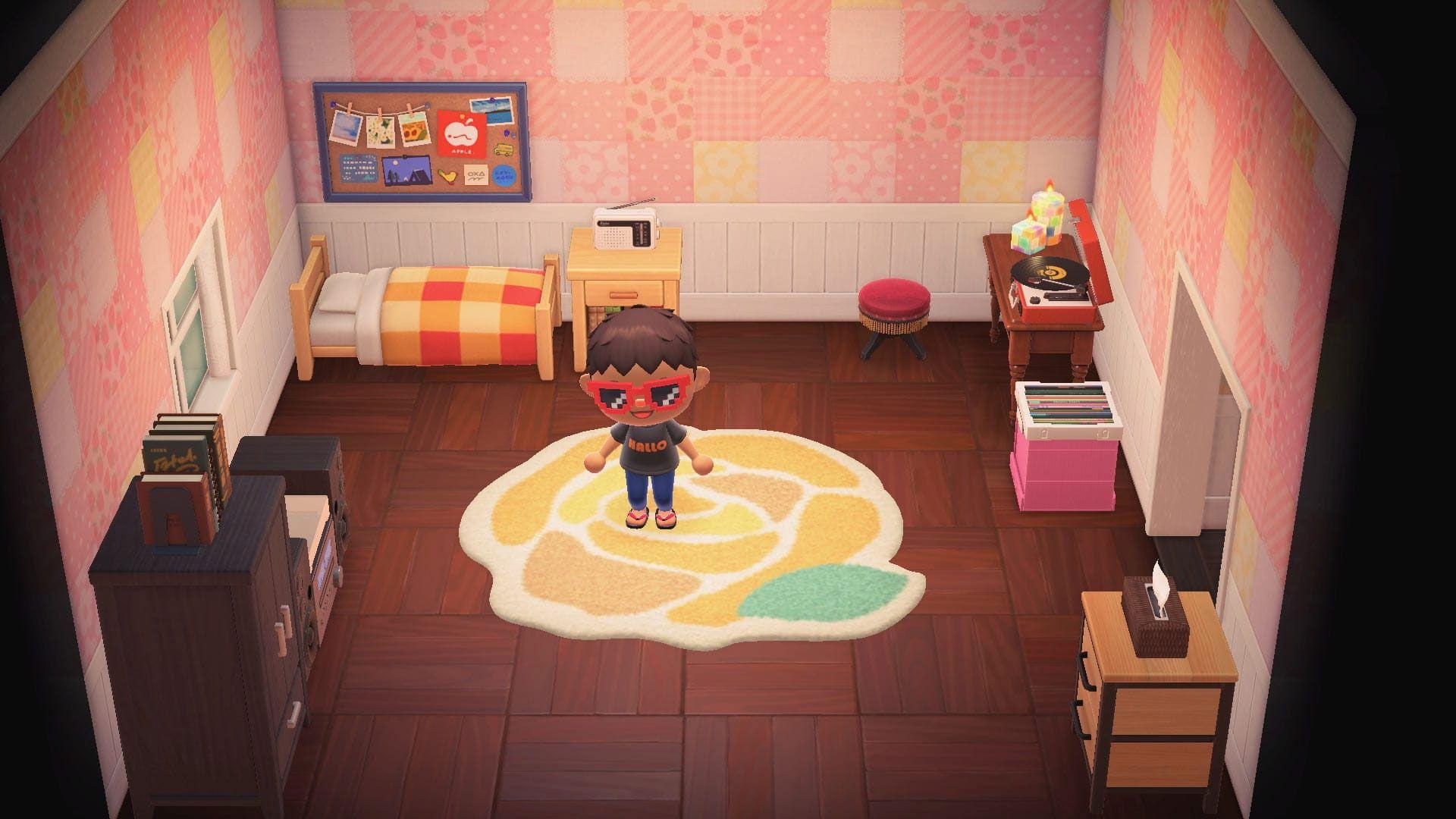 Animal Crossing: New Horizons deu um passo adiante na série ao permitir personalizar sua ilha além de sua casa (Divulgação: Nintendo)