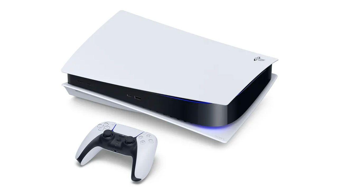 O PlayStation 5 também deu início a nova geração e trouxe seu novo controle DualSense (Reprodução: PlayStation)