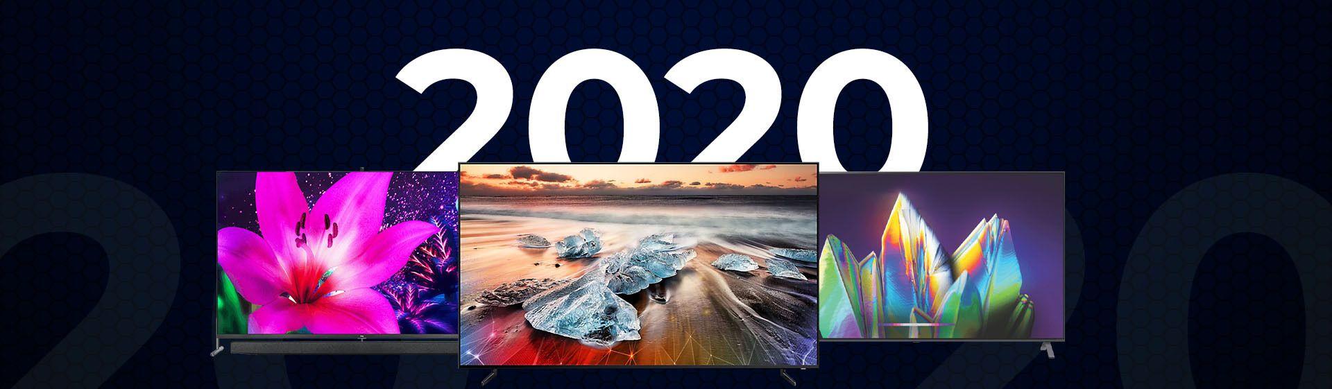 Retrospectiva 2020: veja os melhores lançamentos de TVs do ano