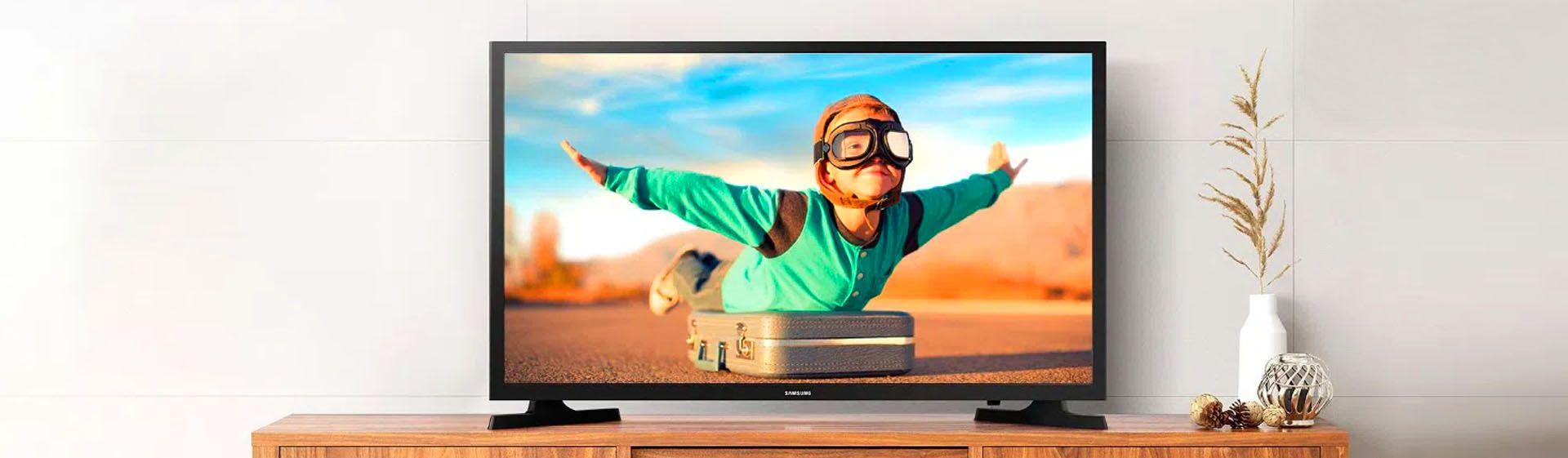 Samsung T4300 é boa? Confira análise desta TV de 32 polegadas