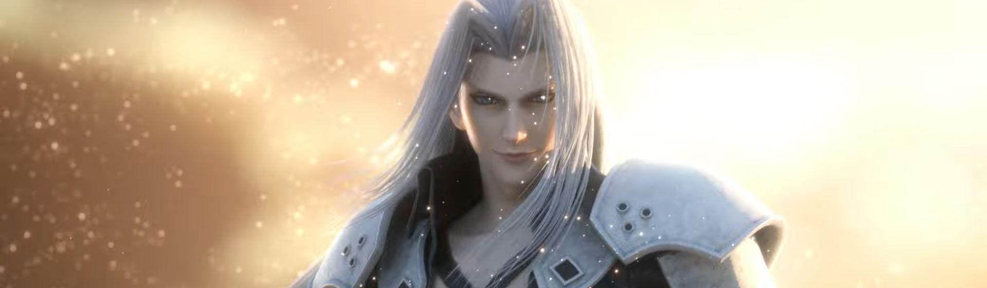 Sephiroth é revelado como novo personagem em Smash Bros Ultimate