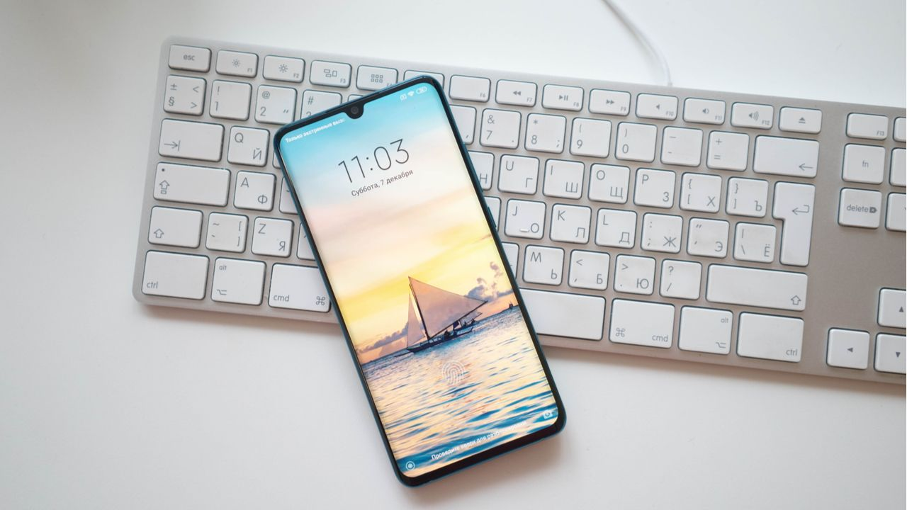 O Mi 10 é um dos melhores celulares da Xiaomi (Foto: Shutterstock)
