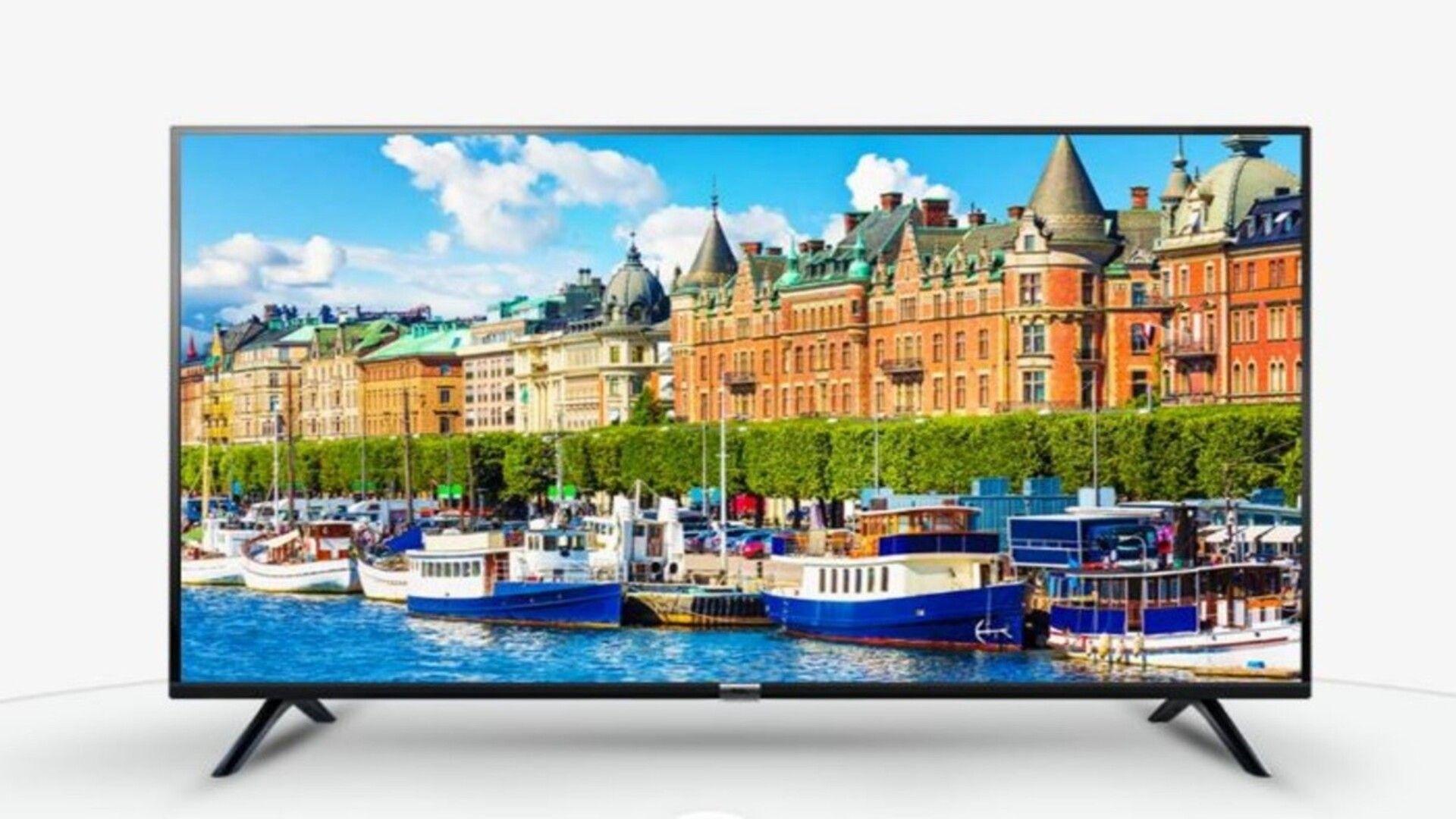 A smart TV TCL de 32 polegadas tem tela LED, resolução HD e HDR (Imagem: Divulgação/TCL).